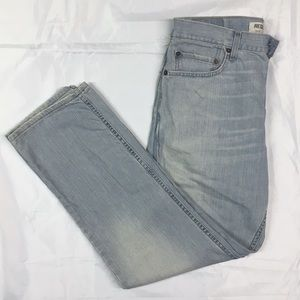 Vintage Levi's 505 33/30 Regular Fit Light Wash